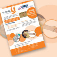 Yooralla Aged Care Brochure